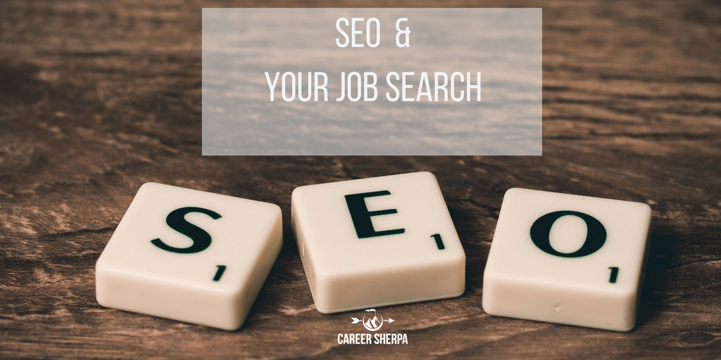 SEO Job Search