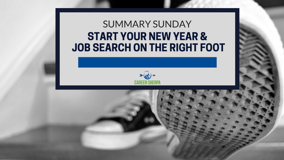new year and job search