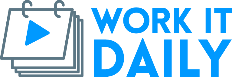 Work it Daily logo