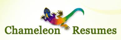 chameleon resumes logo