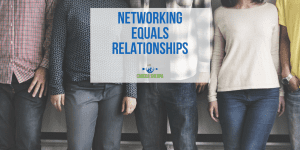 networking equals relationships