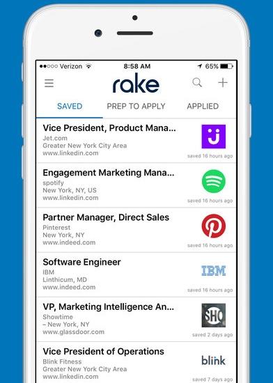 Rake app