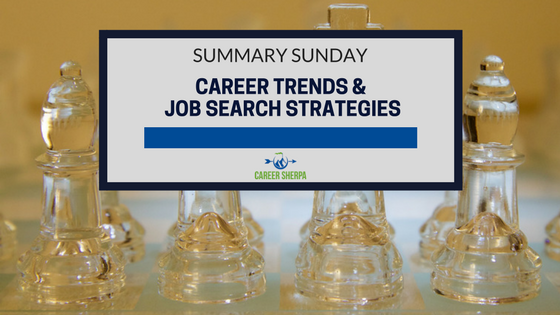Career Trends and Job Search Strategies