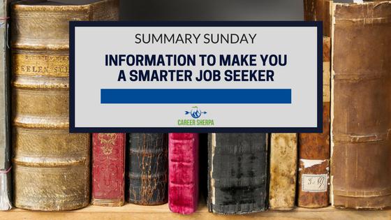 Smarter job seeker