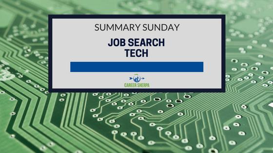 Job Search Tech