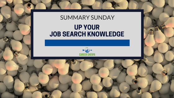 Up Your Job Search Knowledge
