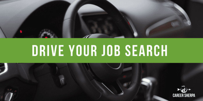 Drive Your Job search