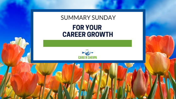 For Your Career Growth