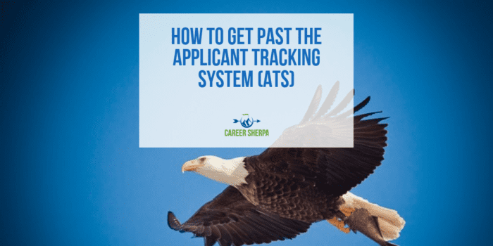 How To Get Past The Applicant Tracking System (ATS)