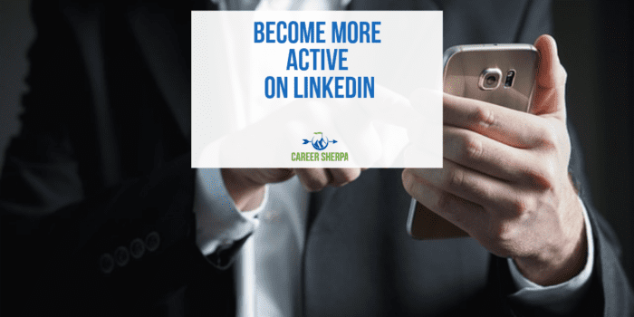 Become More Active On LinkedIn