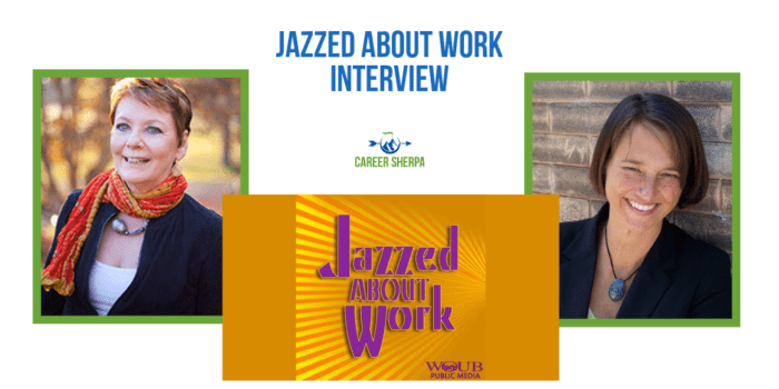 Jazzed about work interview