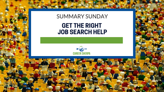 Get The Right Job Search Help