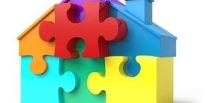 build puzzle pieces