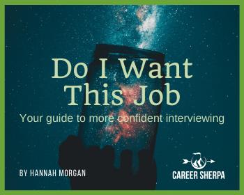 do I want this job eBook