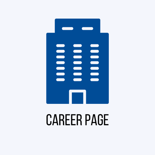 career page logo