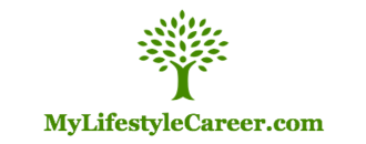 my lifestyle career logo
