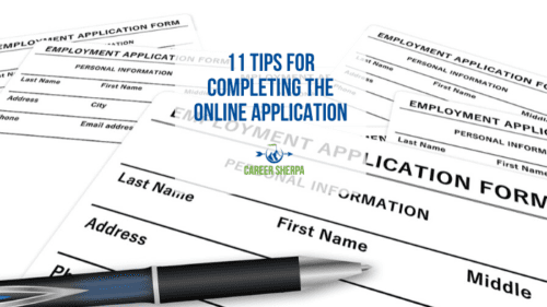 11 Tips for completing the online application