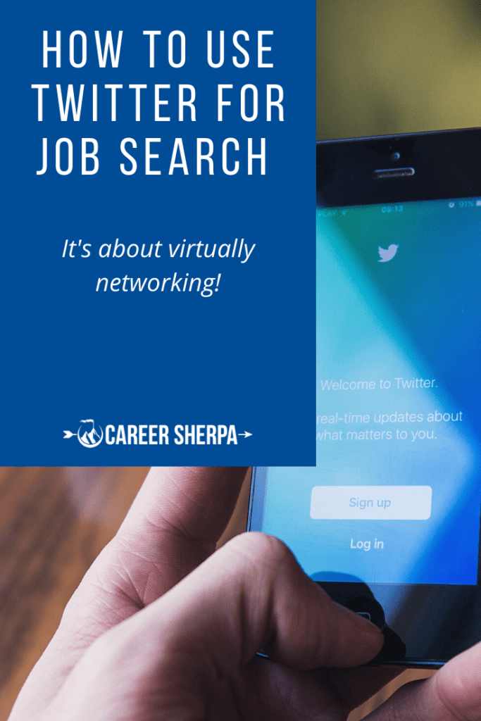 How to Use Twitter for Job Search