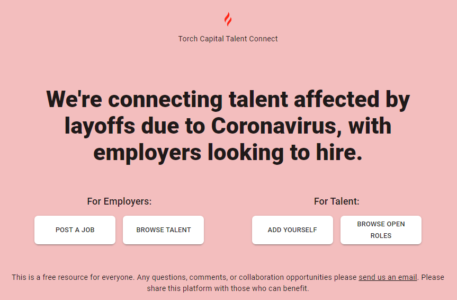 Torch Talent Connect