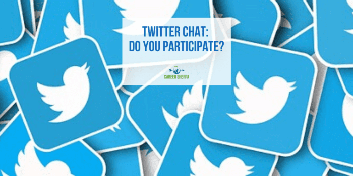 Twitter Chat Do You Participate