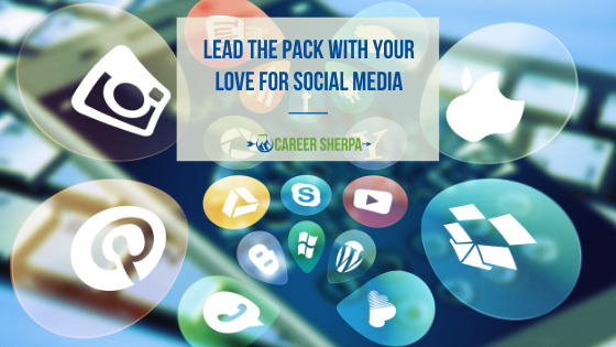 Lead The Pack With Your Love For Social Media