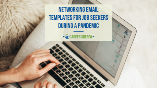networking email templates for job seekers