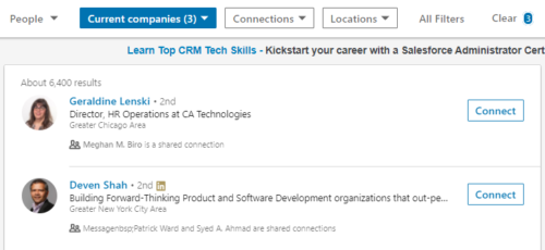 See all employees LinkedIn