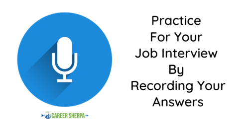 practice for job interview