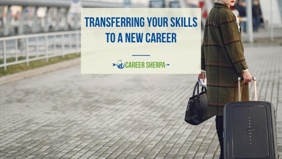 transferring skills to new career