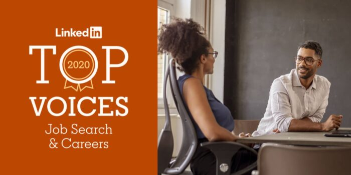 LinkedIn Top Voices Job Search and Careers 2020