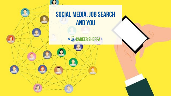 Social Media, Job Search and You