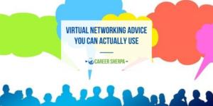 virtual networking advice