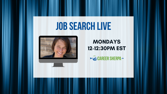 job search LIVE