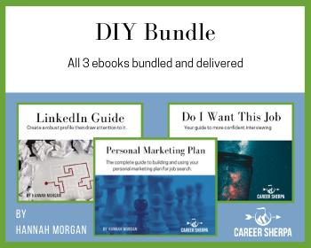 DIY bundle careersherpa