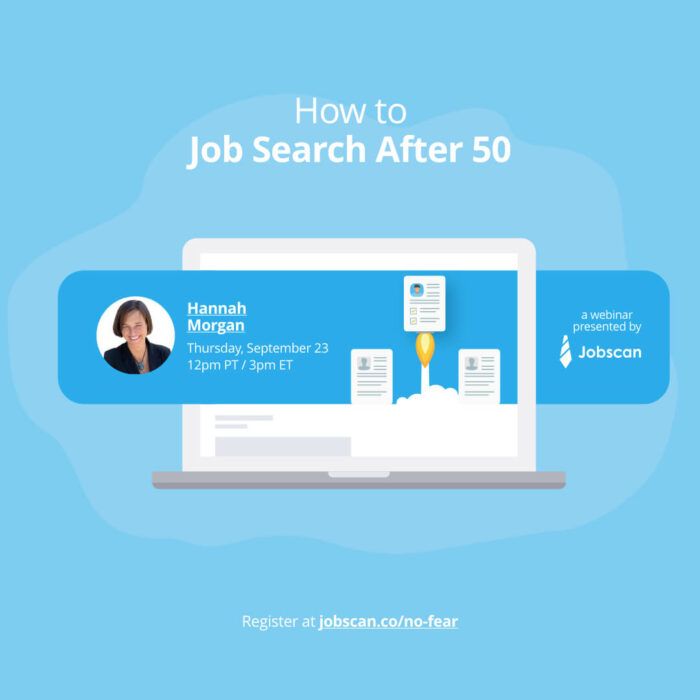 No Fear Job Search After 50
