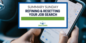rerouting gps job search